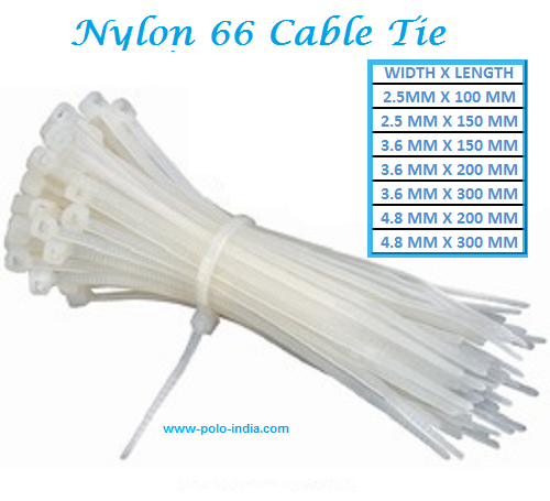 Cable Tie , Nylon Cable Tie , Halogen Resistant