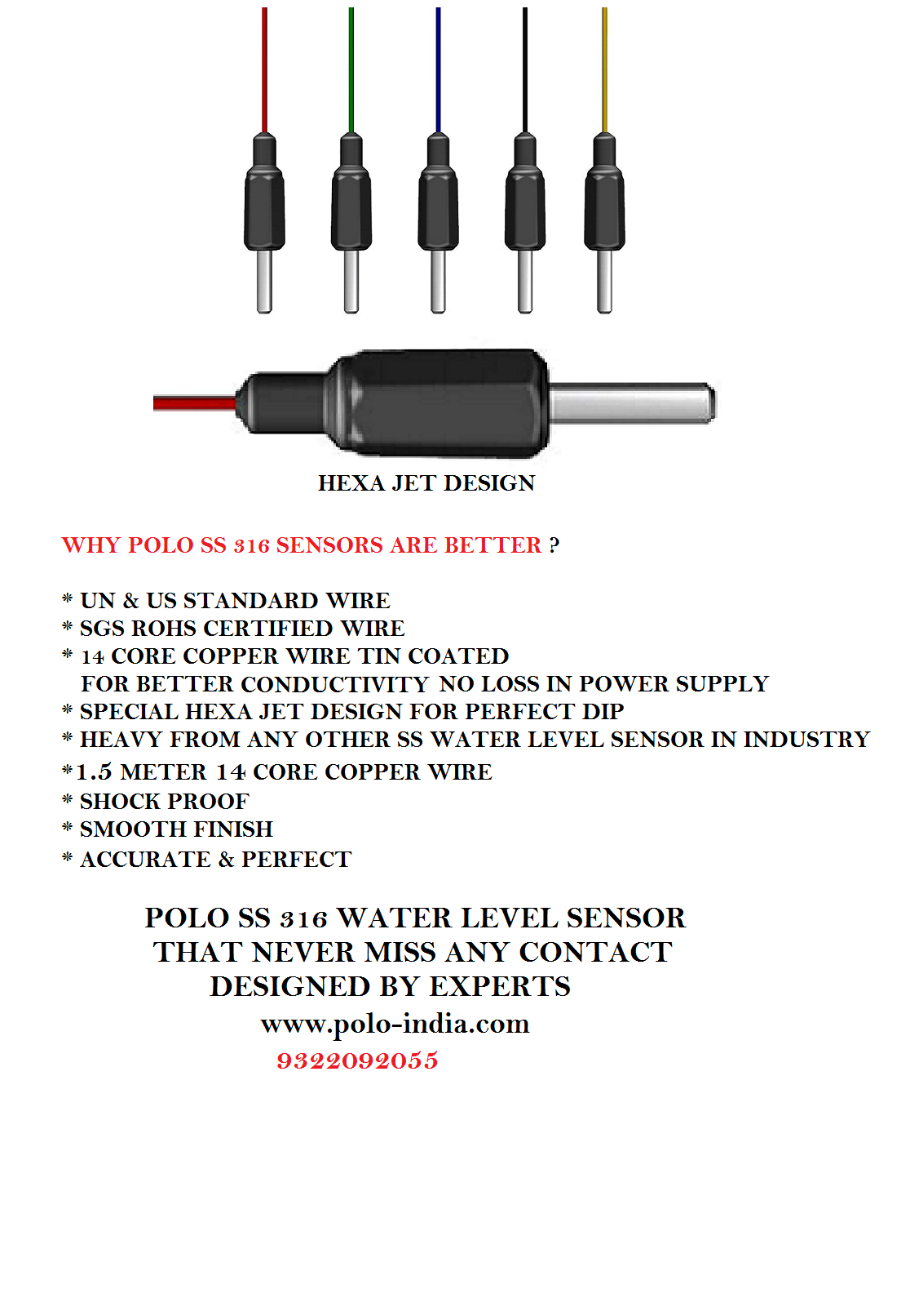 Water Level Controller Polo India